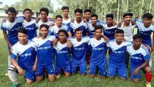 Players of Haripur Mun